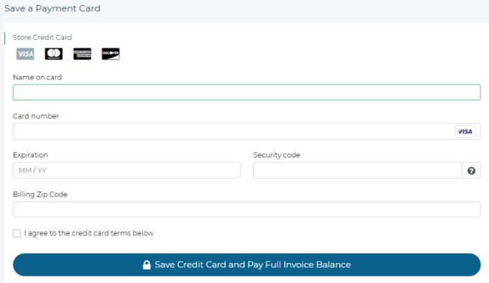 update credit card 2